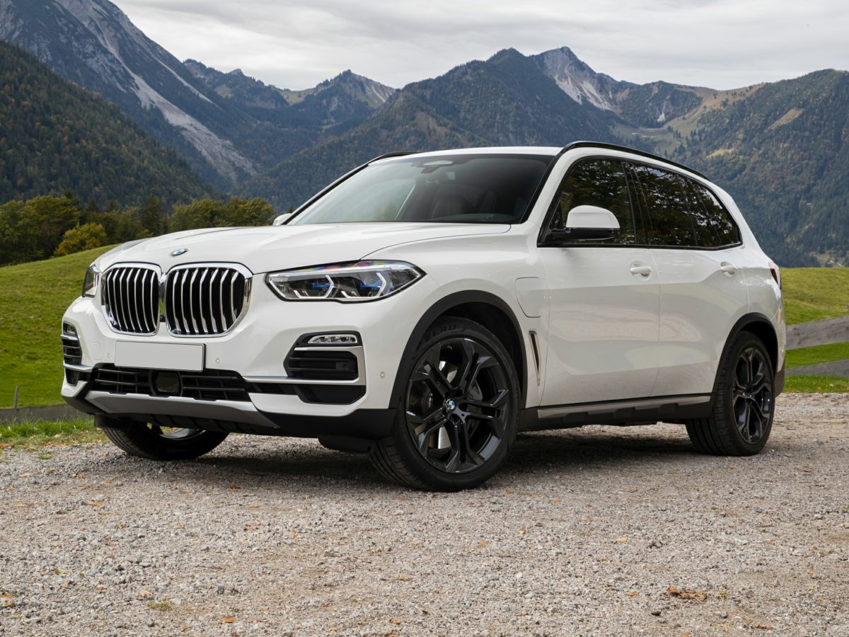 New 2021 BMW X5 xDrive45e